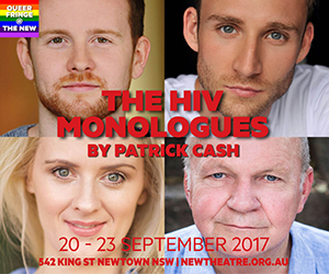 New Theatre HIV M