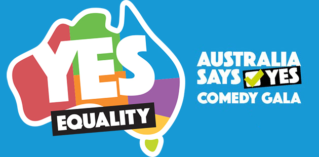 Comedy Gala Says YES