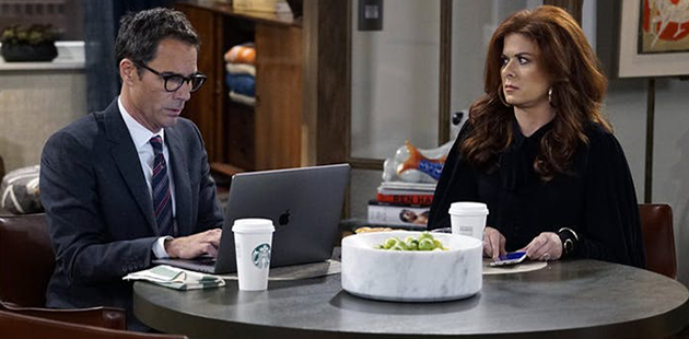 Will and Grace - courtesy of NBC
