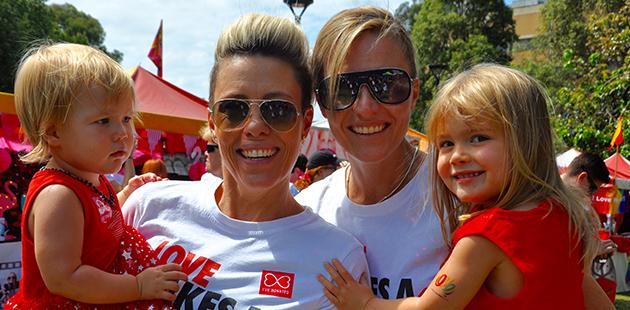 City of Sydney Rainbow Families