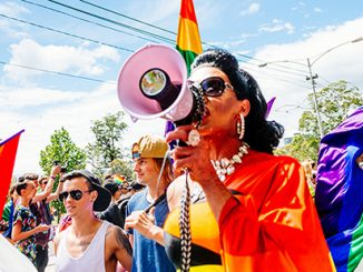 Gay and Lesbian Pride March Australia