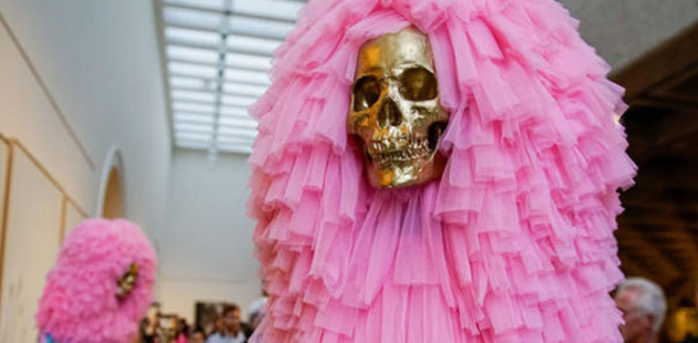 AGNSW Queer Art After Hours - photo by Jeffrey Feng