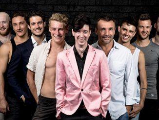 New Theatre Fucking Men - photo by Bob Seary