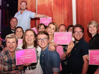 Sydney Gay and Lesbian Mardi Gras Award Winners 2018 - photo byMatt Akersten
