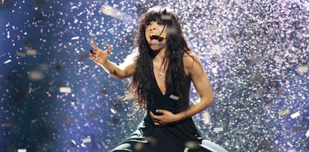 Loreen sings Euphoria