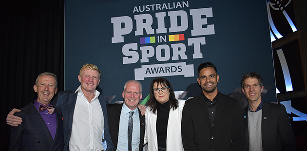 ACON Pride in Sport Awards
