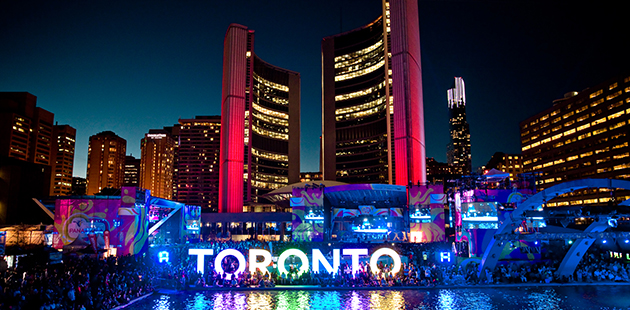 Canada Toronto night - Tourism Toronto