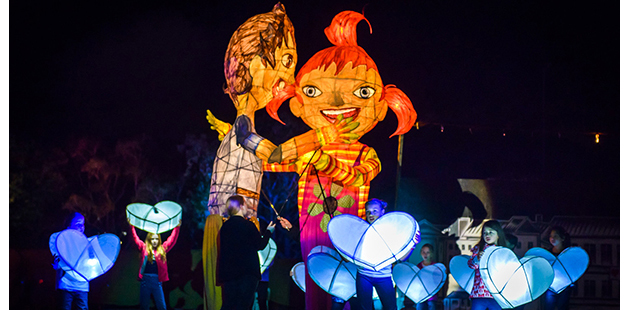 Lismore Lantern Parade AAR - photo by Natsky