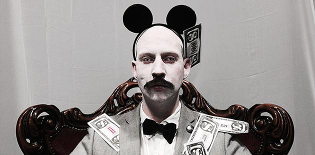 MKA Walt Disney - photo by Wilson Liew