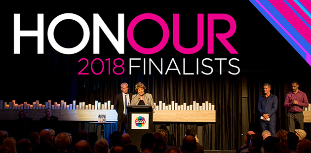 ACON Honour Awards 2018 Finalists Announced