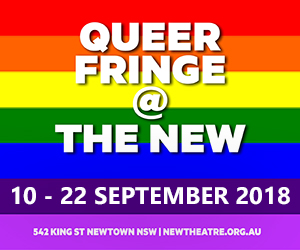 APN Queer Fringe at the New Theatre