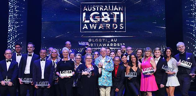 APN Australian LGBTI Awards 2018