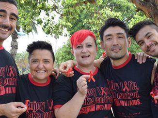 ACON Red Ribbon Volunteers