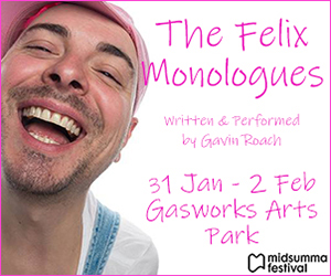 Midsumma The Felix Monologues