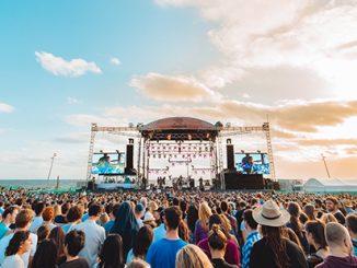 St Kilda Festival 2018 Main Stage – photo by Nathan Doran