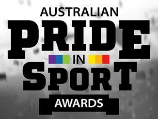 Australian Pride In Sport Awards