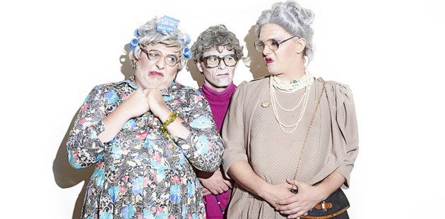 MICF19 Granny Bingo Country Ladies AAR