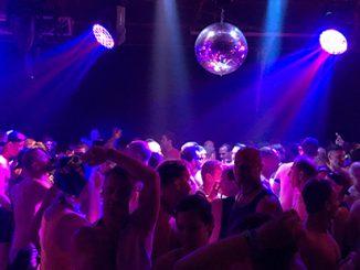 TF Party - photo by Rohan Shearn