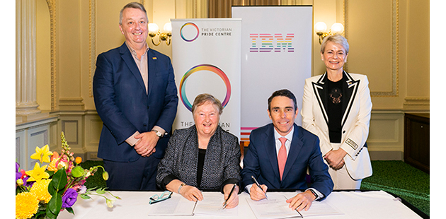 VPC IBM Signing Ceremony