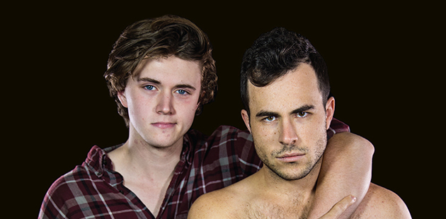 Isaac Broadbent and Sam Welsh star in Relative Merits