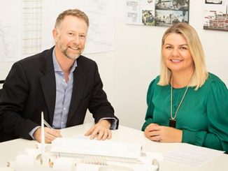 VPC Stuart Kollmorgen and Lifeview CEO Madeline Gall