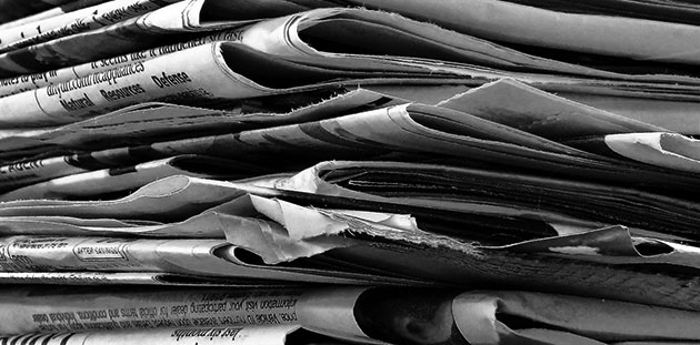 B&W Newspapers
