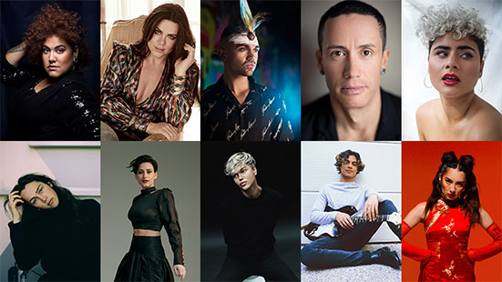 AAR Eurovision - Australia Decides 2020 Artists