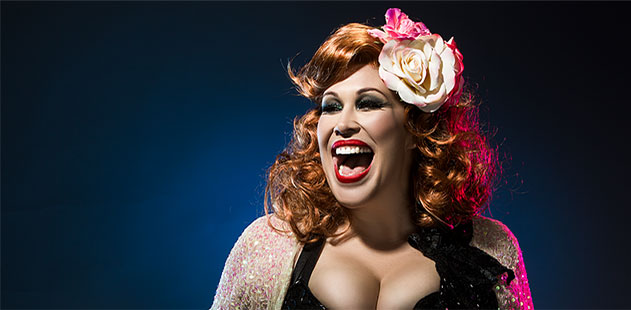 Catherine Alcorn stars as The Divine Miss Bette