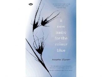Annette Marner A New Name for the Colour Blue feature