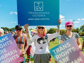 VPC TGV Pride March