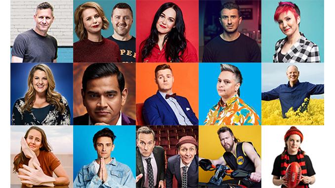AAR Melbourne Comedy 2021