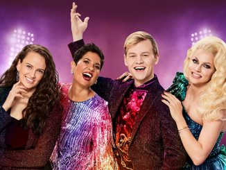 SBS-Mardi-Gras-Hosts-Zoë-Coombs-Marr,-Narelda-Jacobs,-Joel-Creasey-and-Courtney-Act