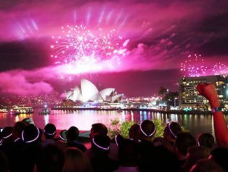 MCA Celebration NYE - courtesy of Points of Difference Events