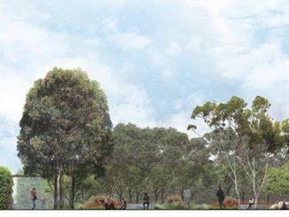 National Arboretum Canberra AIDS Garden of Reflection