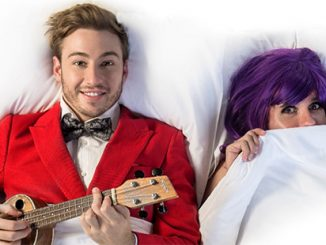 HTC Under the Covers Matthew Mitcham and Spanky