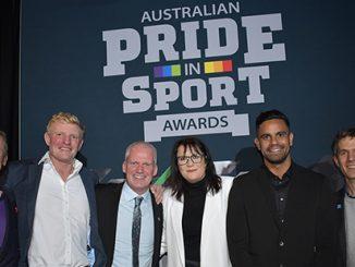 ACON Pride in Sport Awards