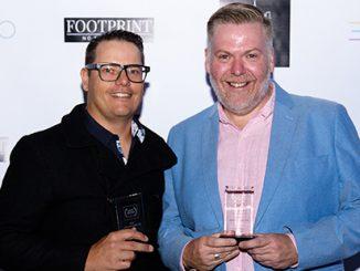 NYC Webfest Nicholas Price and Wayne Tunks - photo by Ramon Mercado
