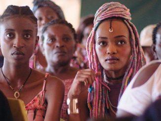MQFF Samantha Mugatsia as Kena and Sheila Munyiva as Ziki in Rafiki