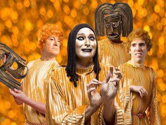 Out Cast Theatre Bitch Antigone