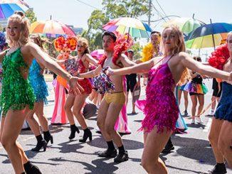 APN Midsumma Pride March 2019 photo by Suzanne Balding