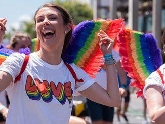 APN Midsumma Pride March - photo by Suzanne Balding