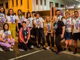 APN Fair Play volunteers - photo by David Field