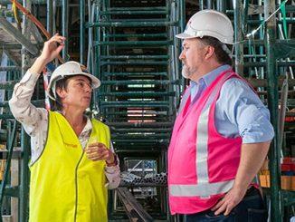 APN-Victorian-Pride-Centre-CEO-Justine-Dalla-Riva-with-Thorne-Harbour-Health-CEO-Simon-Ruth